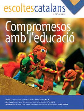 Portada Revista Escoltes Catalans 17