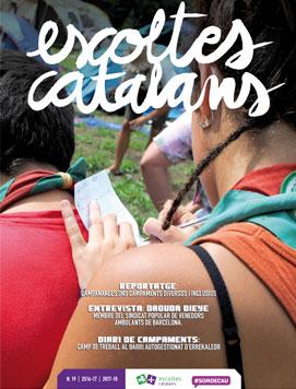 Portada Revista Escoltes Catalans núm 19