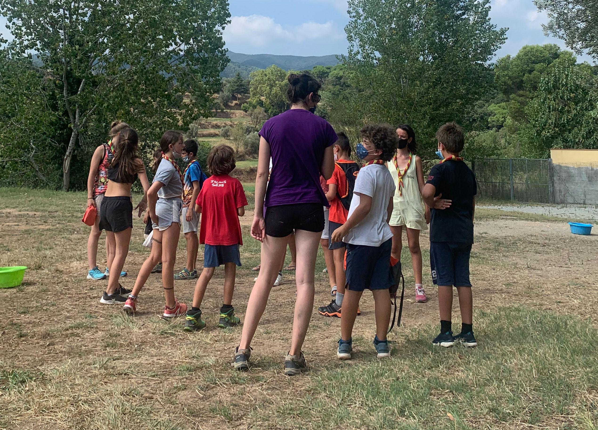 Campaments estiu AE Calabrot d'Argent